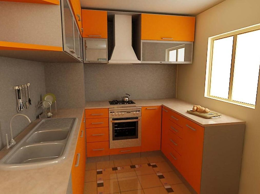 kitchen design ideas small photo - 1