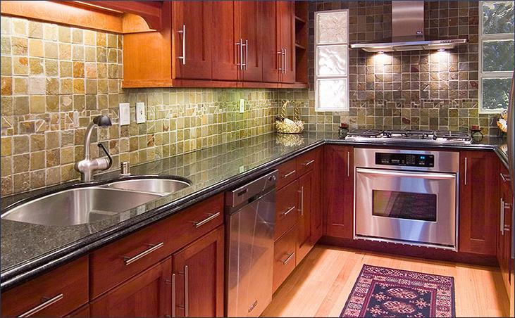 kitchen design ideas small photo - 3