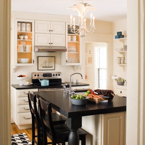 kitchen design ideas small photo - 6