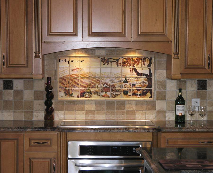 kitchen design ideas tile photo - 5