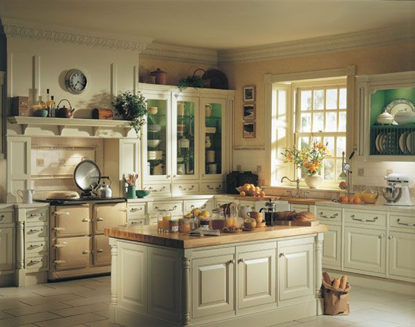 kitchen design ideas traditional photo - 2