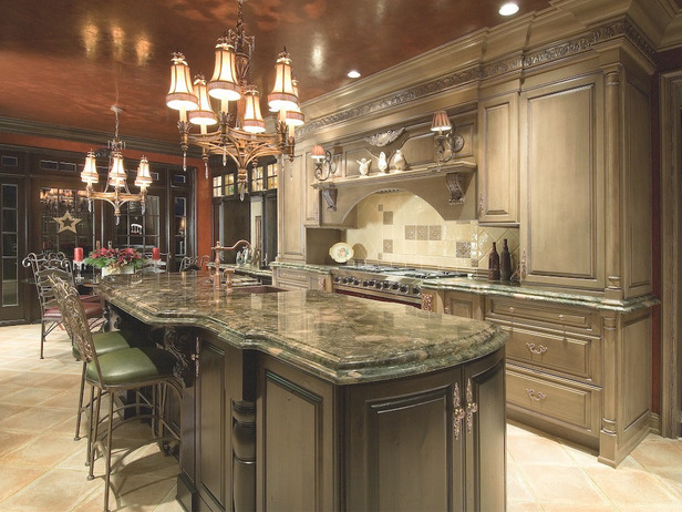 kitchen design ideas traditional photo - 4