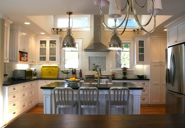 kitchen design ideas traditional photo - 5