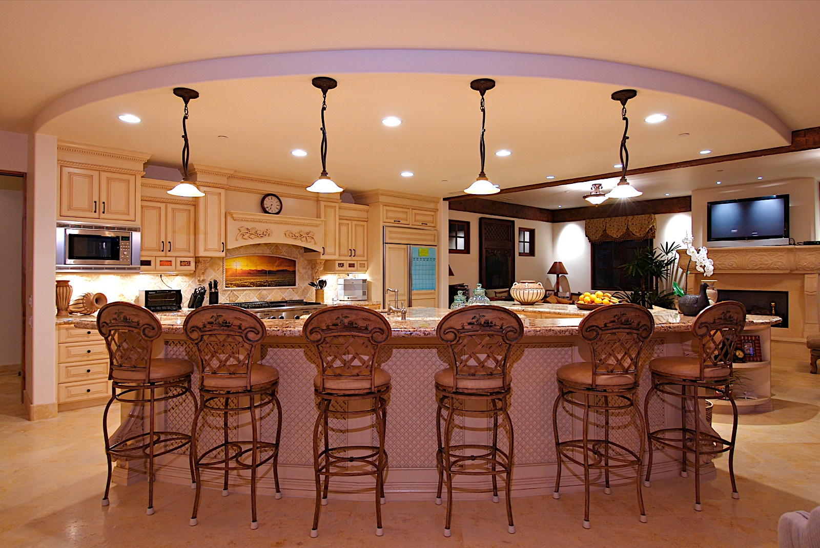 kitchen design ideas with islands photo - 4