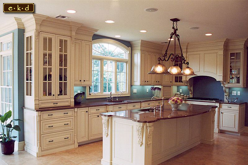 kitchen design ideas with islands photo - 5