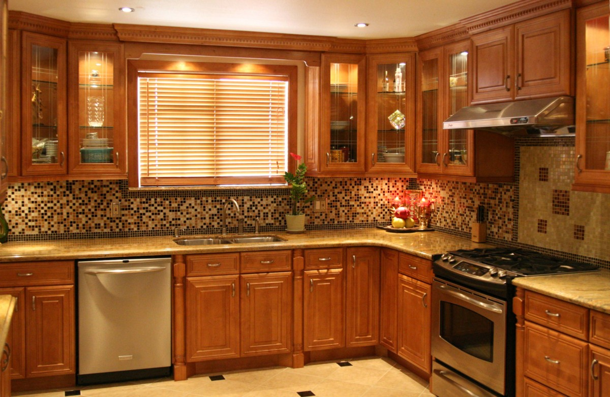 Kitchen Remodel Pictures Maple Cabinets Kitchen Design Ideas With Maple Cabinets  Interior & Exterior Doors