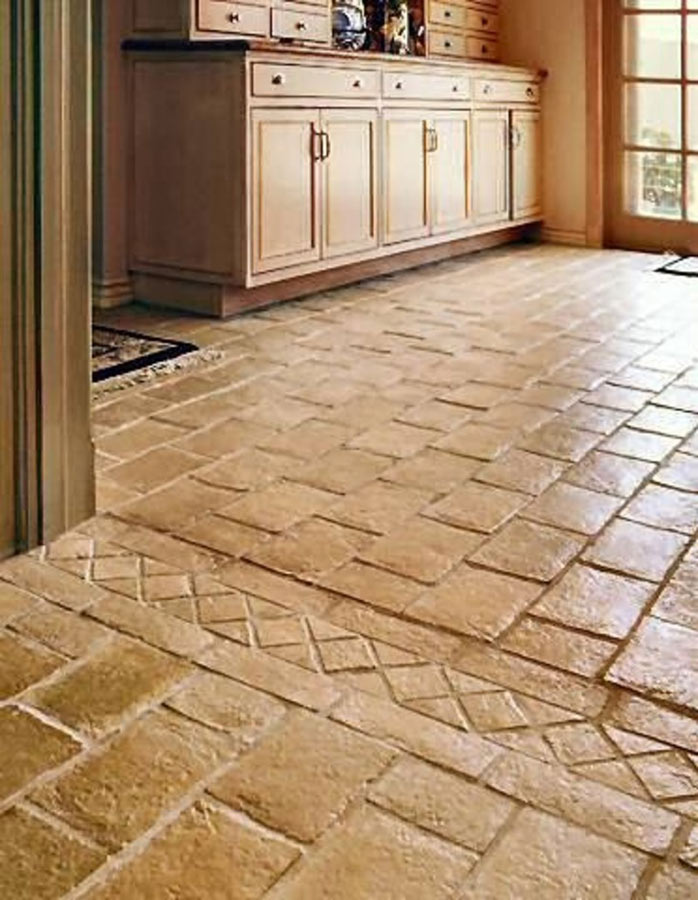 kitchen floor tile ideas photo - 5