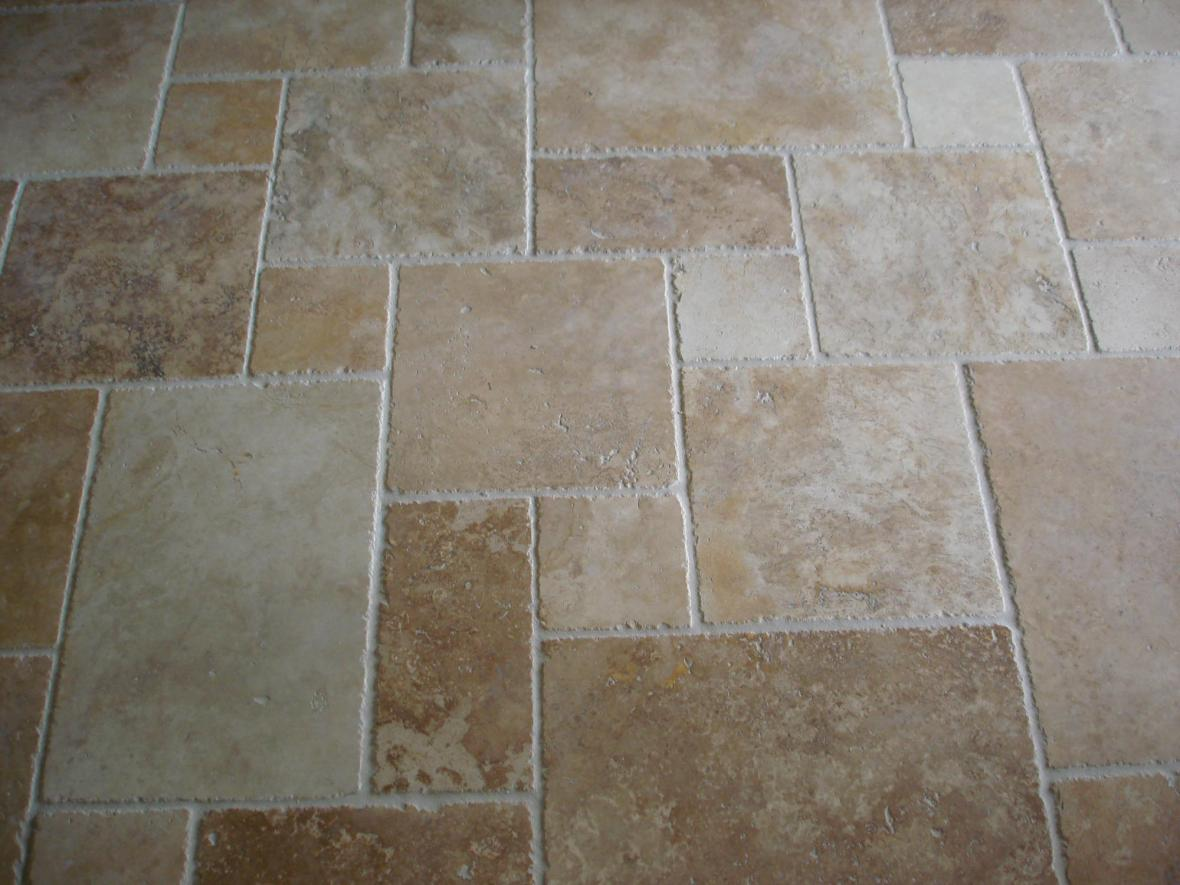 kitchen floor tile pattern ideas photo - 2