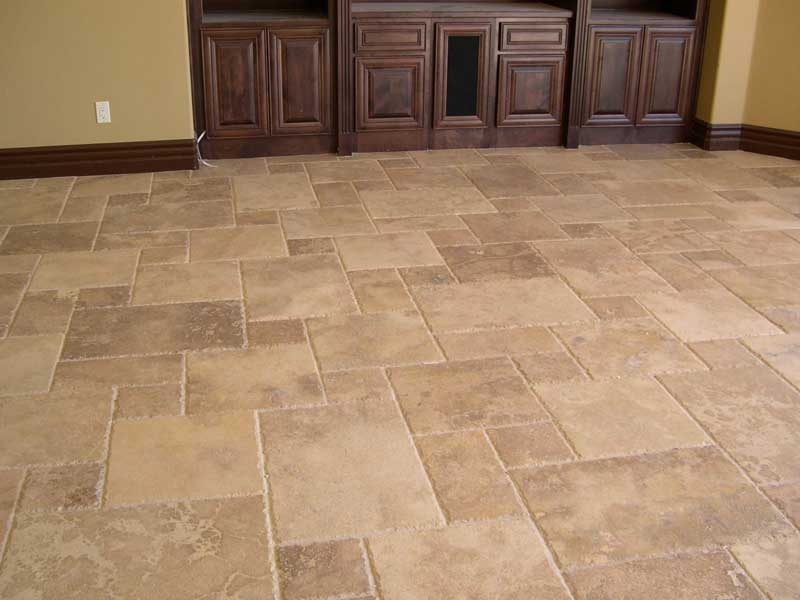 kitchen floor tile pattern ideas photo - 5