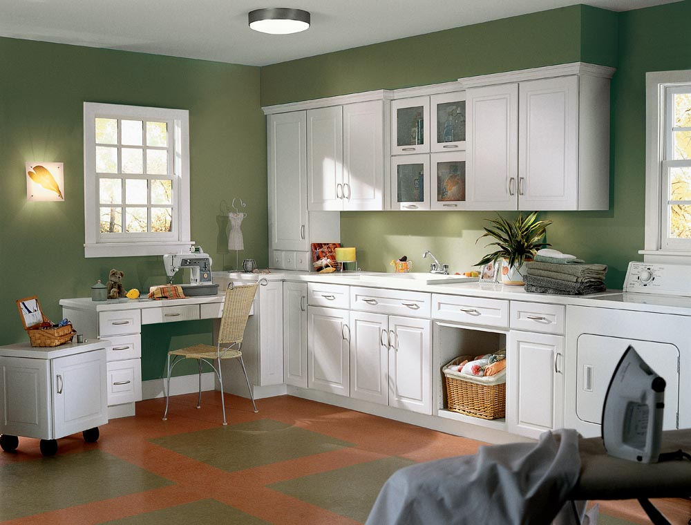 kitchen utility design ideas photo - 5