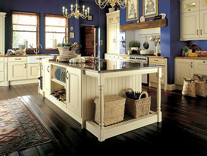 Blue Kitchen White Cabinets kitchen cabinets ideas » blue kitchen walls white cabinets
