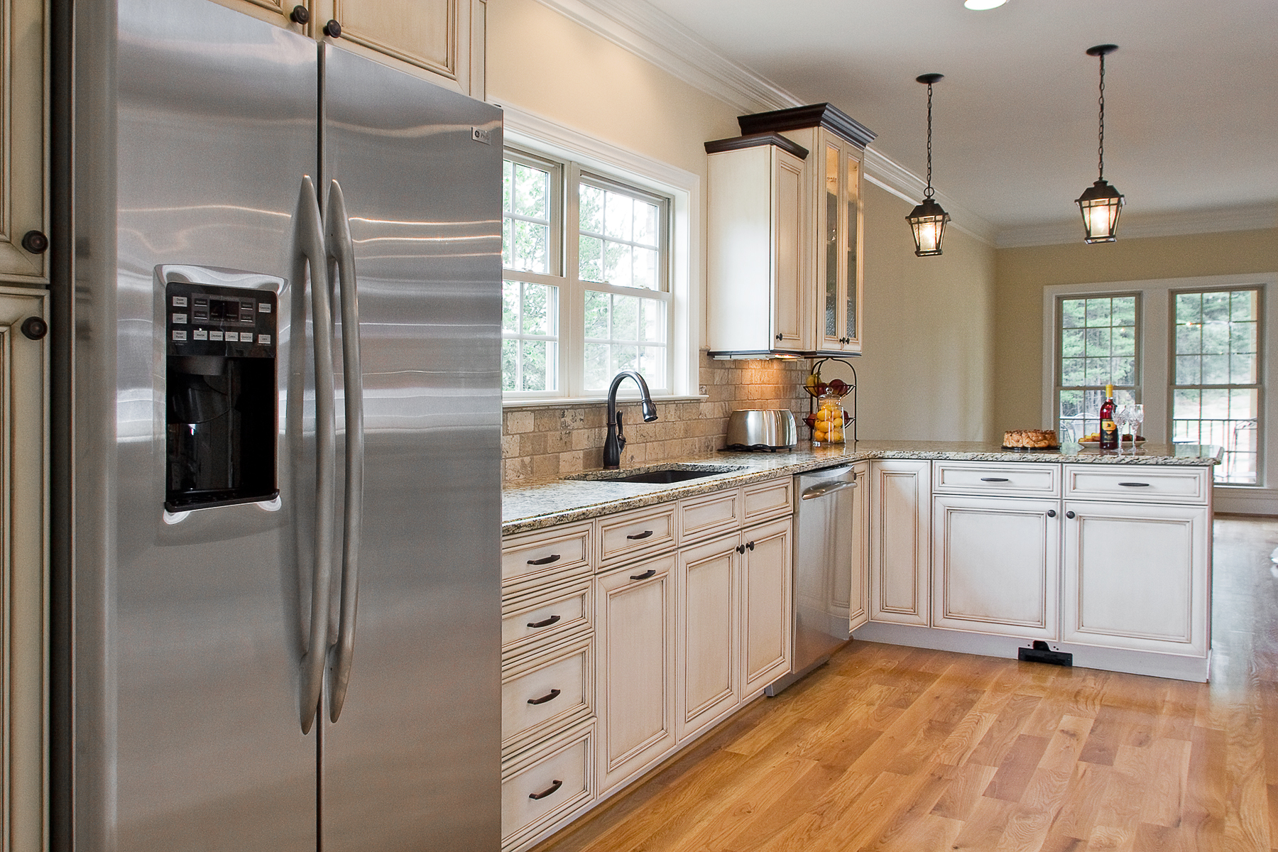 Kitchen Design Ideas White Cabinets white kitchen cabinets with stainless steel appliances 25+ best