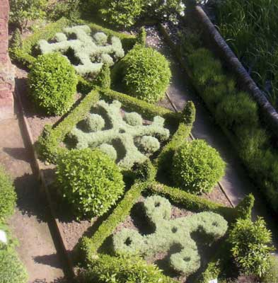 Knot Garden Design Ideas Photo