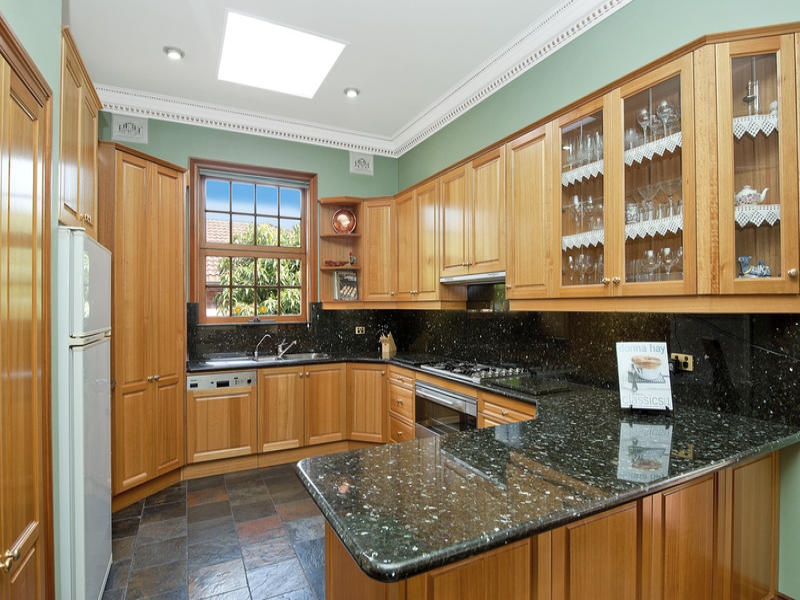 L Shaped Country Kitchen Designs Photo 4