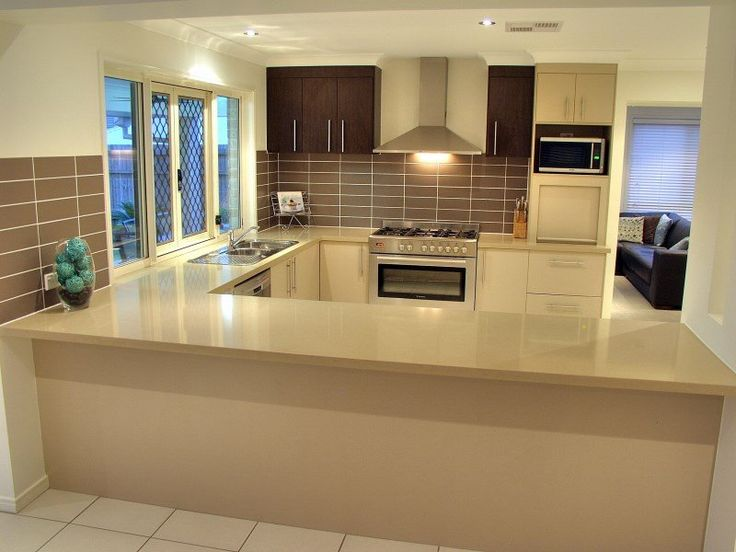 l shaped kitchen photo - 5