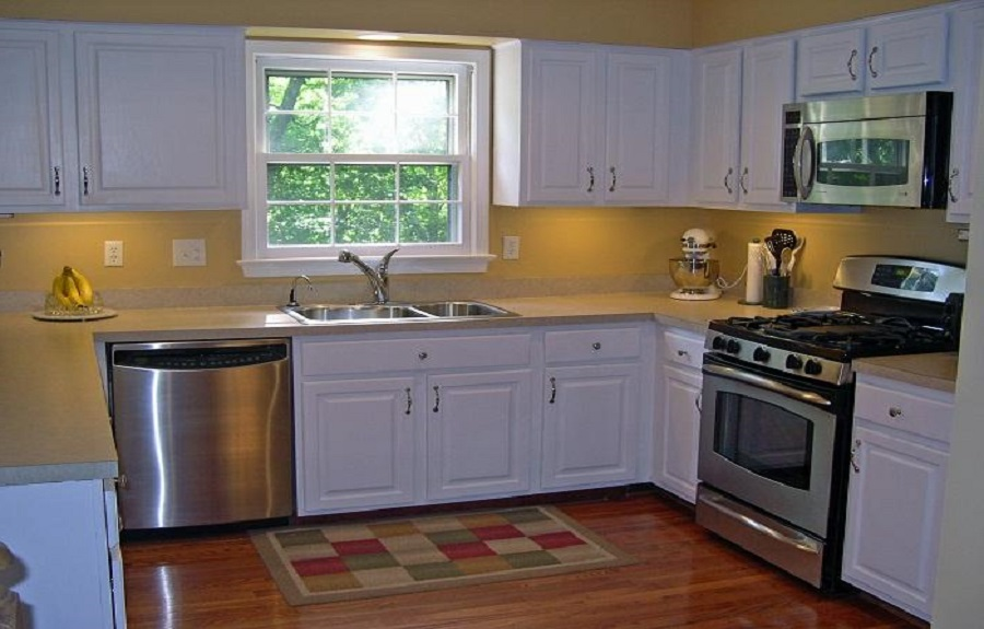 l shaped kitchen remodel ideas photo - 2