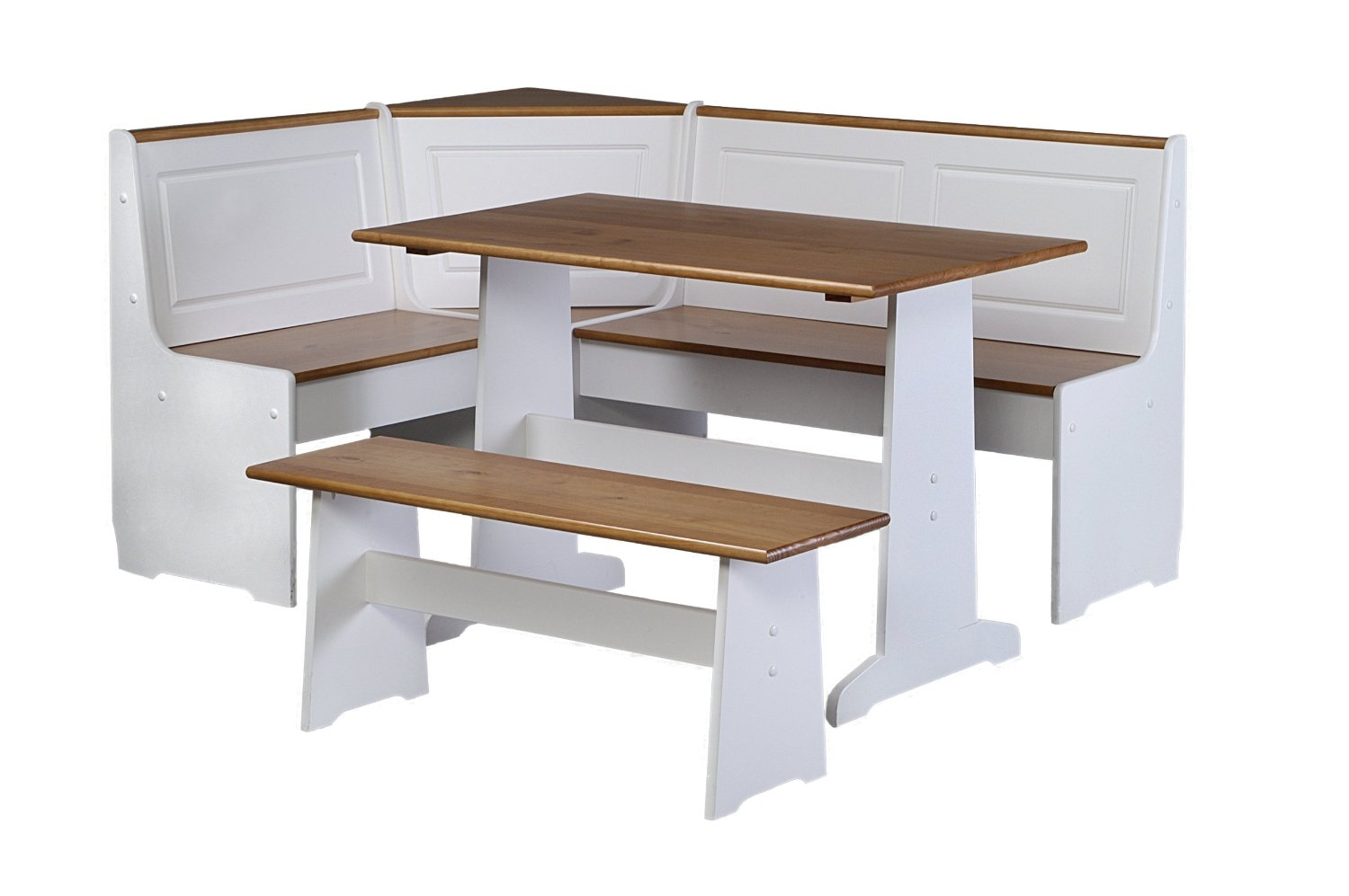l shaped kitchen table with bench photo - 5