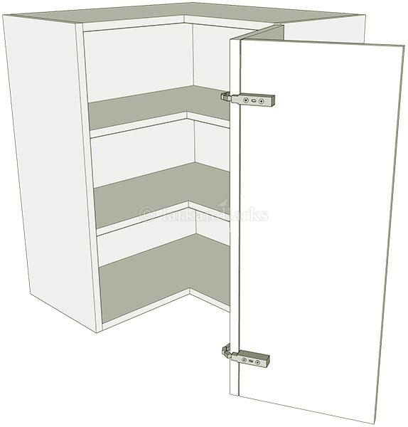l shaped kitchen wall units photo - 6