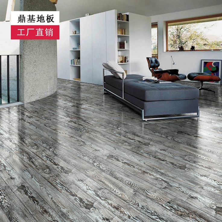 laminate wood flooring grey photo - 6