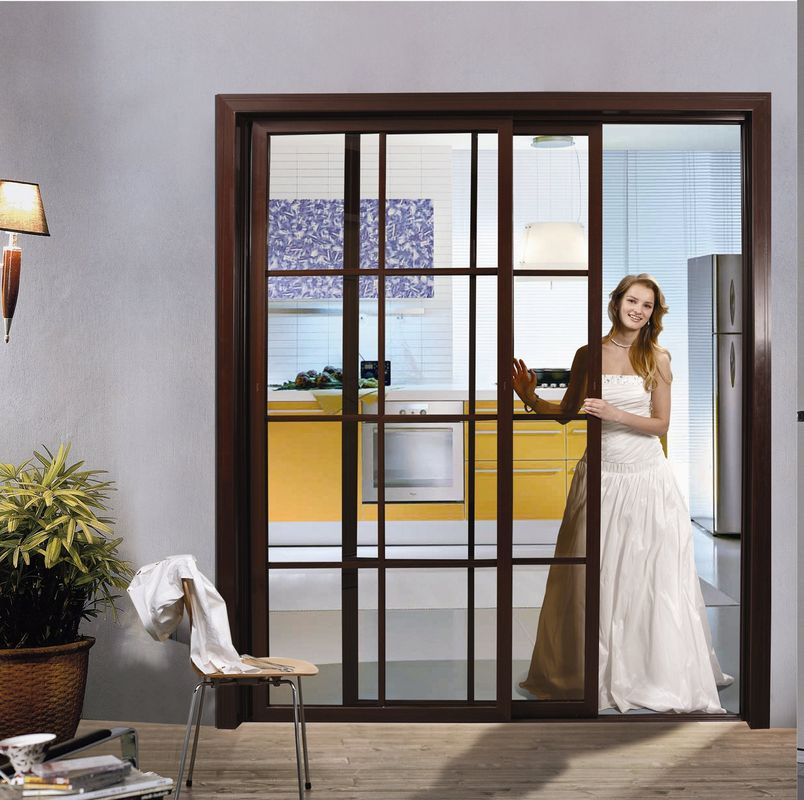 large interior sliding doors photo - 3