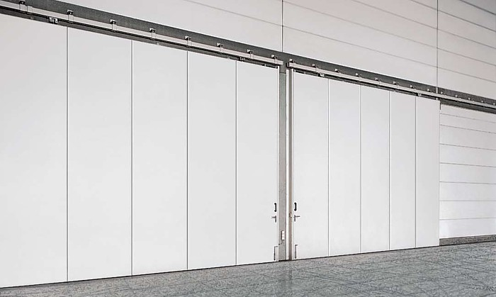 large interior sliding doors photo - 5