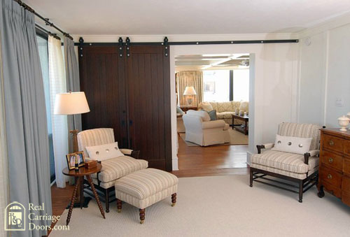 large interior sliding doors photo - 6
