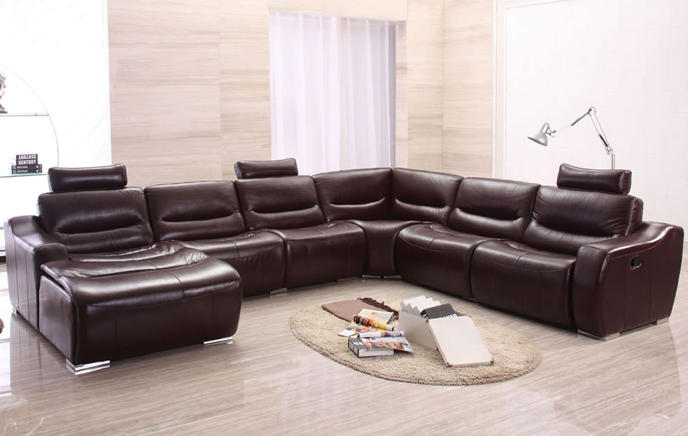 large modern sectional sofas photo - 4