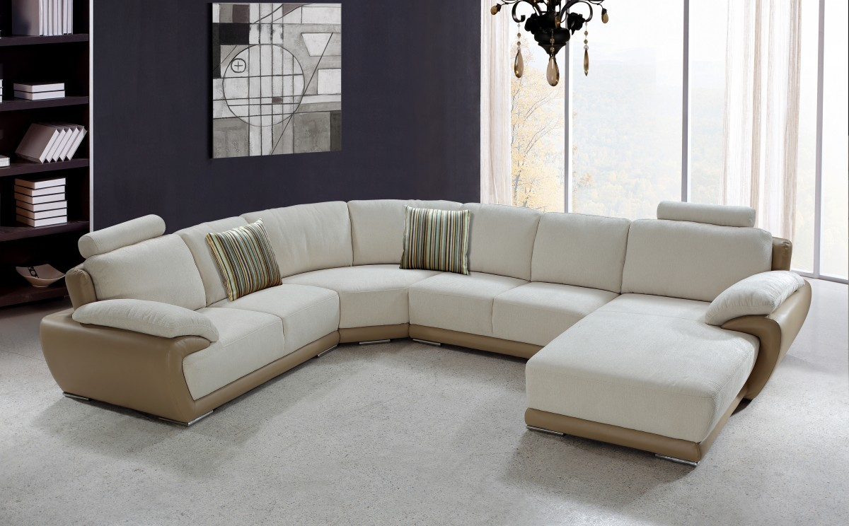 large modern sectional sofas photo - 6