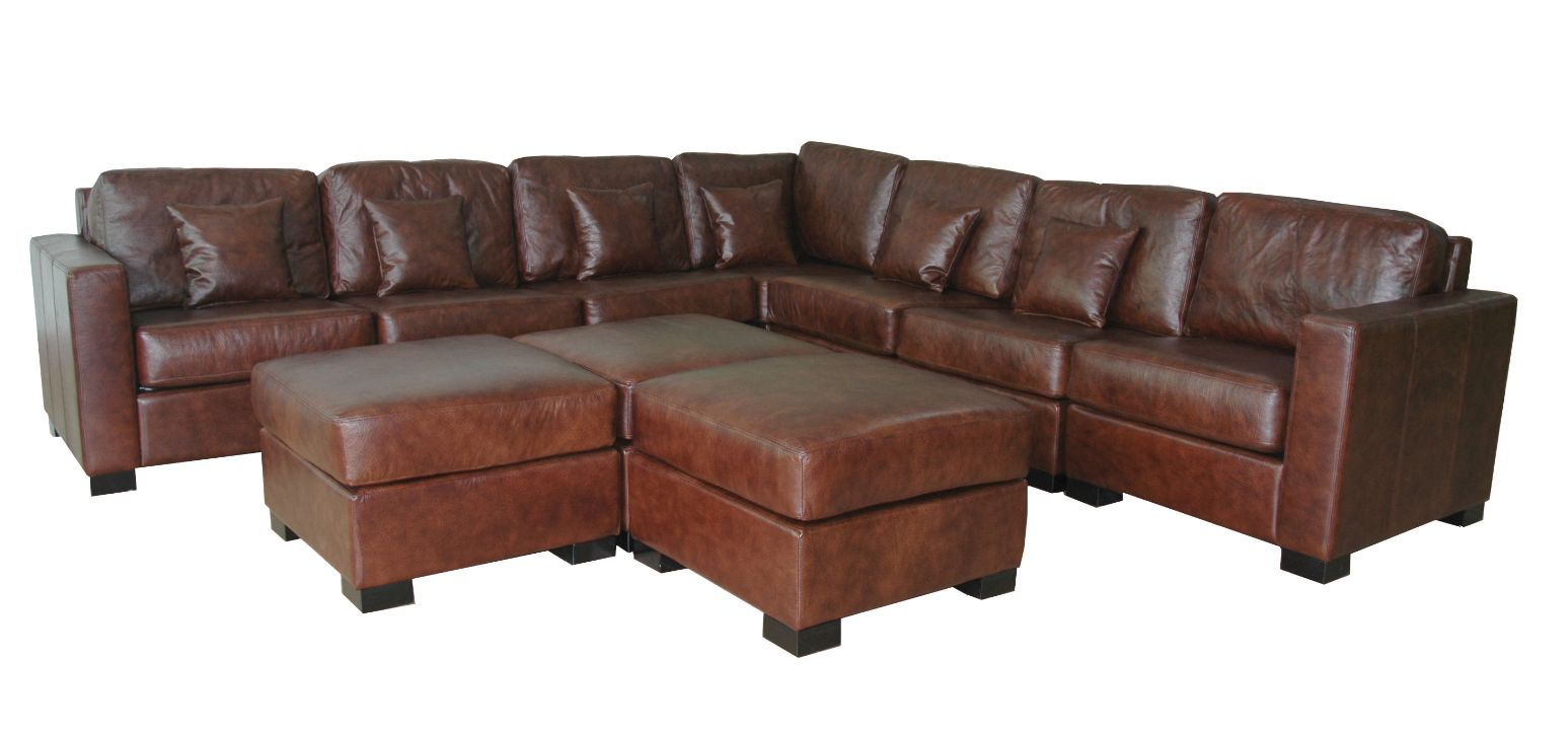 Leather Sectional Leather Sectional Sofa Kt Sectional Atlanta