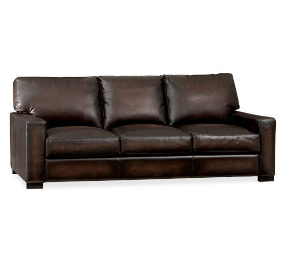 pottery barn sectional sofas. Black Bedroom Furniture Sets. Home Design Ideas