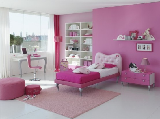 little girl room color ideas photo - 1