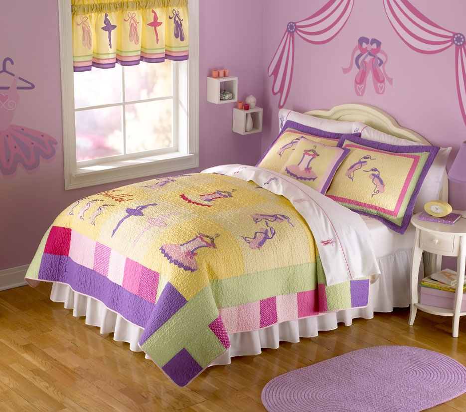 little girl room color ideas photo - 2