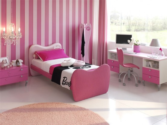 little girl room color ideas photo - 3