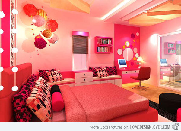 little girl room color ideas photo - 4