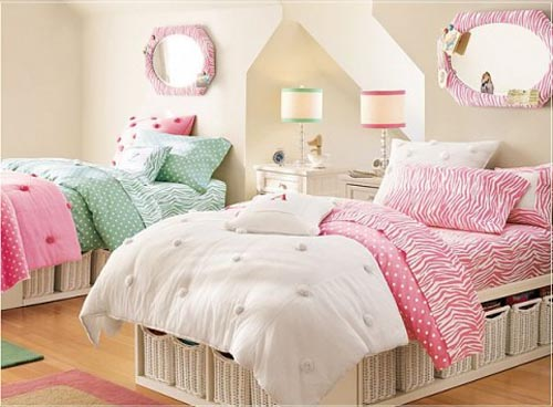 little girl room color ideas photo - 5