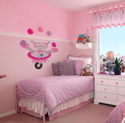 little girl room ideas paint | interior & exterior doors