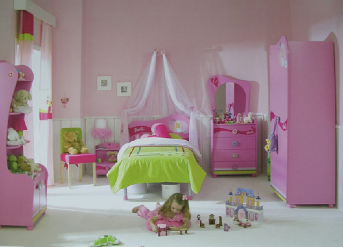 little girl room ideas pictures photo - 3