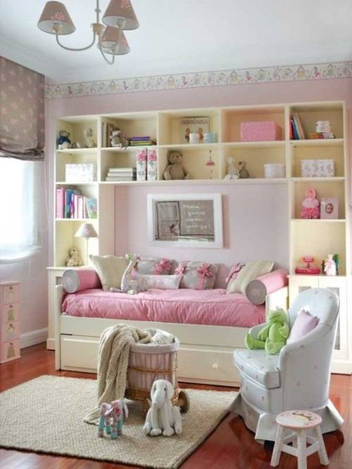 little girl room ideas pinterest photo - 1