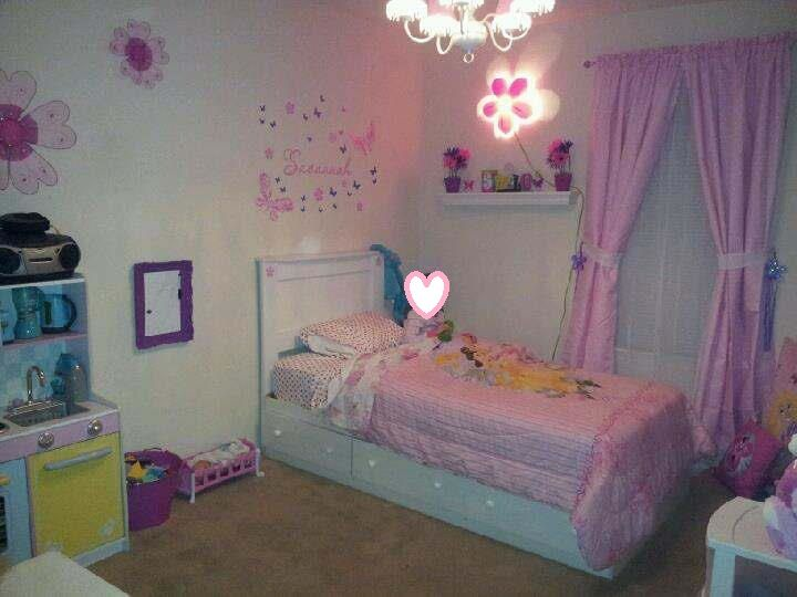 Little girl room ideas pinterest interior exterior ideas for Girl room ideas pinterest