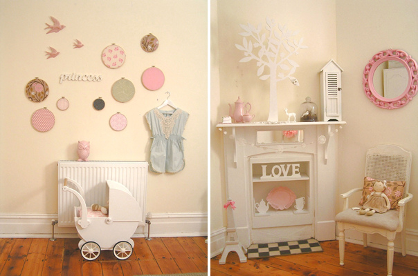 little girl room ideas pinterest photo - 4