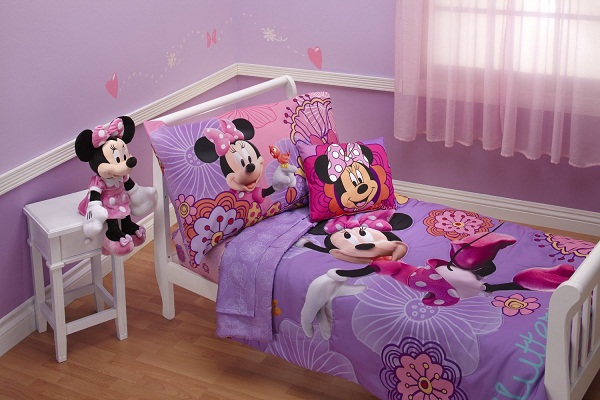 little girl room ideas purple photo - 2