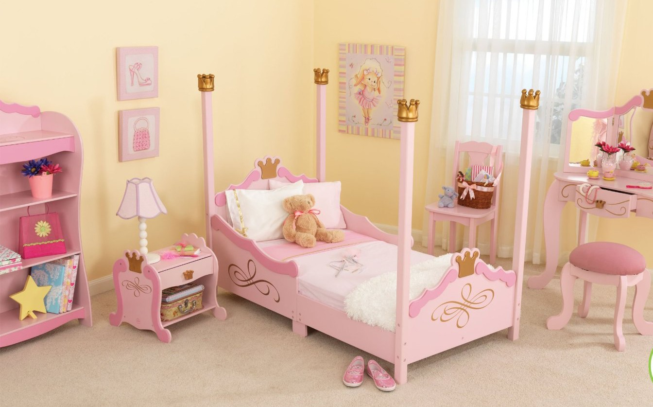 little girls bedroom ideas furniture photo - 4