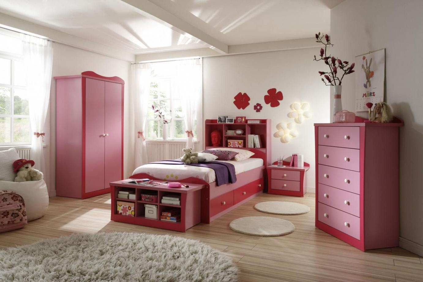 little girls bedroom ideas furniture photo - 6