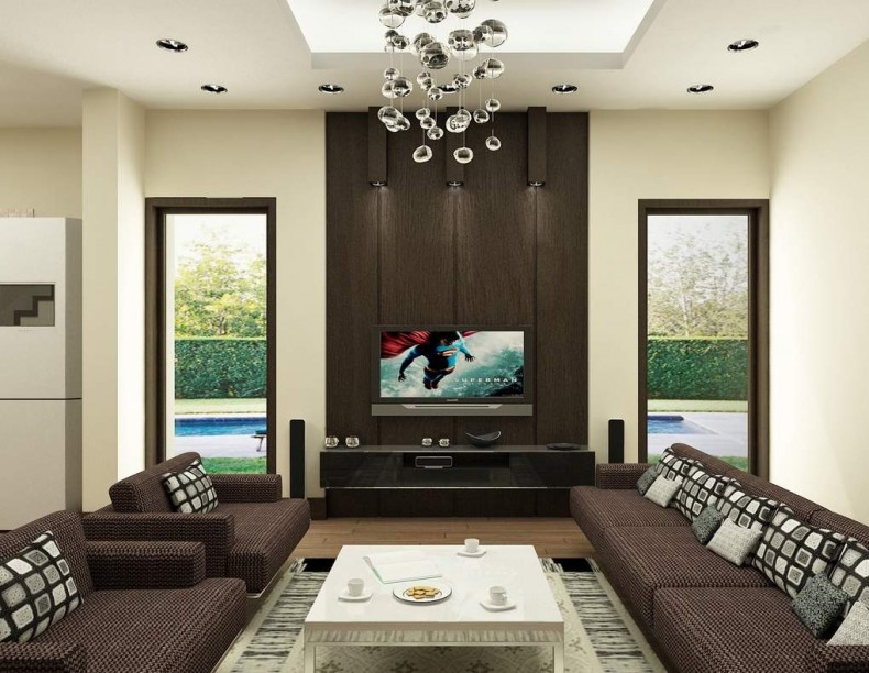 living room designs and decorating photo - 1