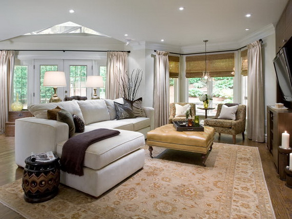Living Room Designs By Candice Olson
