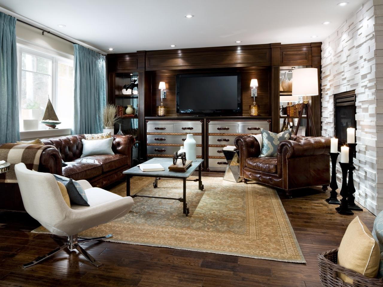 living room designs by candice olson photo - 4