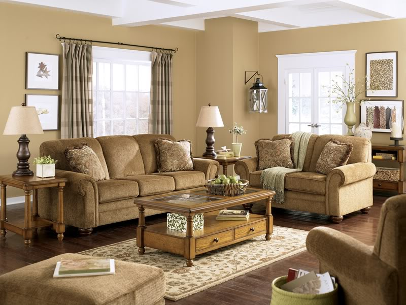 living room designs classic photo - 3