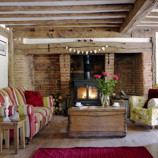 living room designs country photo - 2