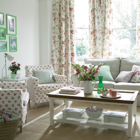 living room designs country photo - 5