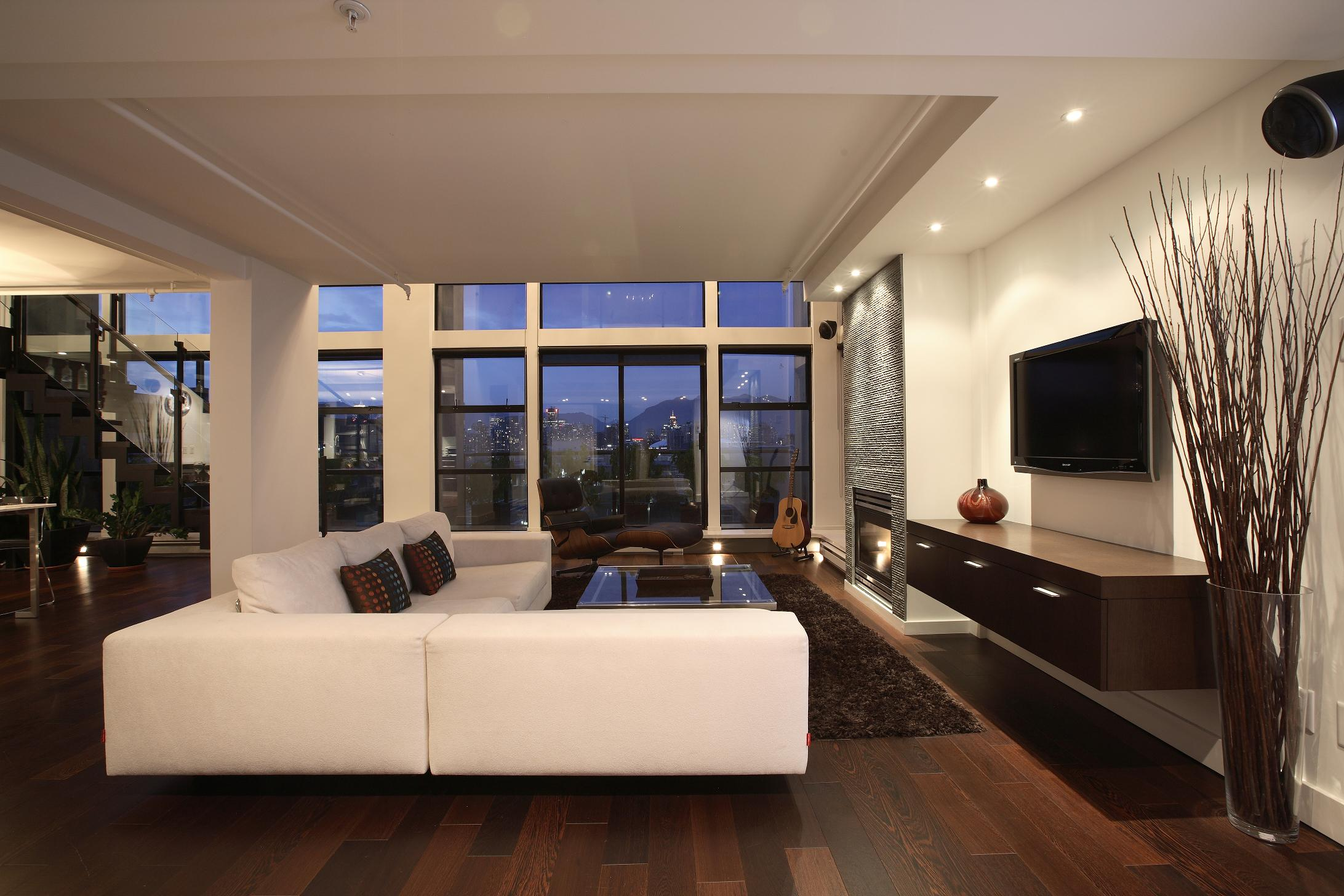 living room designs for apartments photo - 4